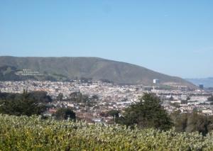 South San Francisco Hillside 10MAR13