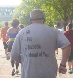 Used-50 Diabetes Ahead of You