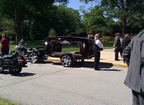 Mikes final ride June 2011
