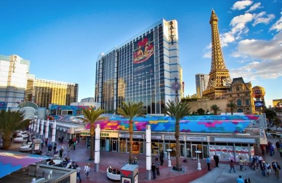 Las Vegas - Ballys APR16 trip