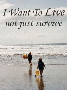 Live vs surviving