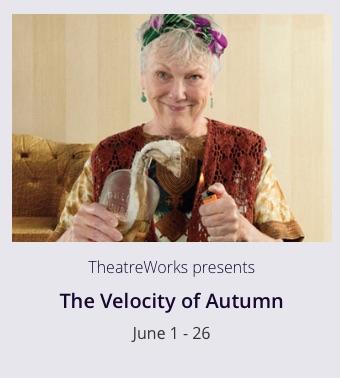 The Velocity of Autumn 26JUN16