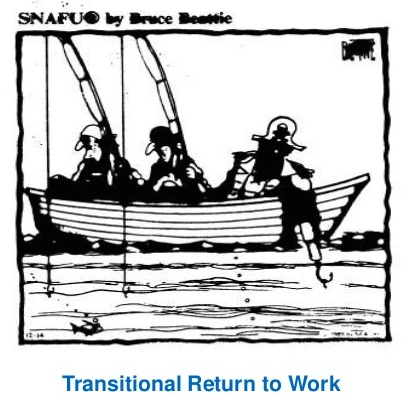 Transitional Return to Work