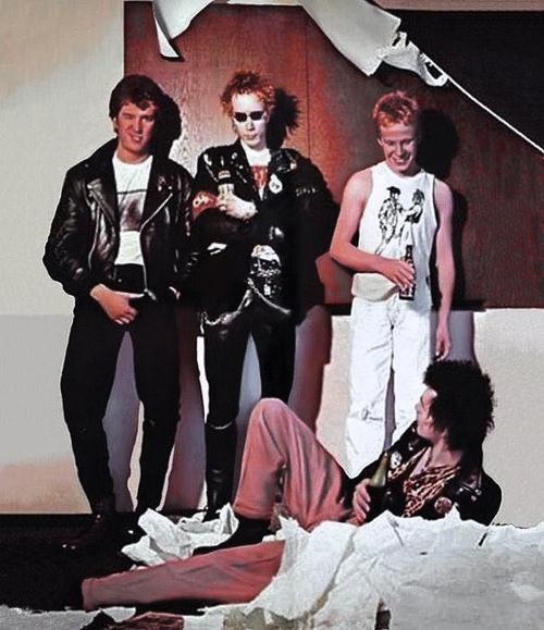 Punk, Ramones, Rock And Sex Pistols