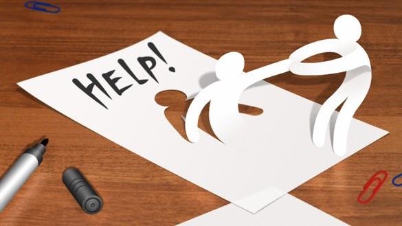 Help Paper cutut