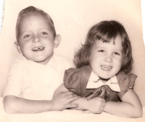 Mike and Jo - 1963 maybe